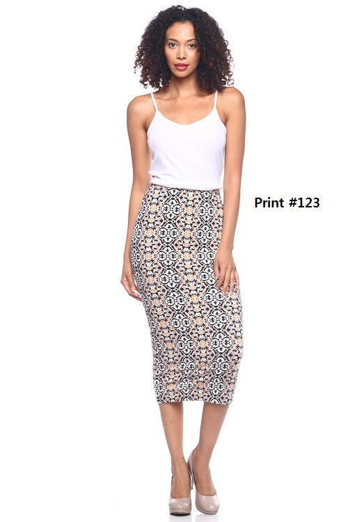 Skirt - BS1857 - Capella Apparel