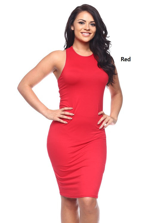 Dress - BD1904X (Plus Size) - Capella Apparel