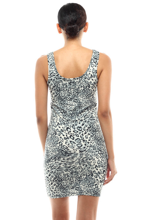 Tank Bodycon Dress - BD1685 - Capella Apparel