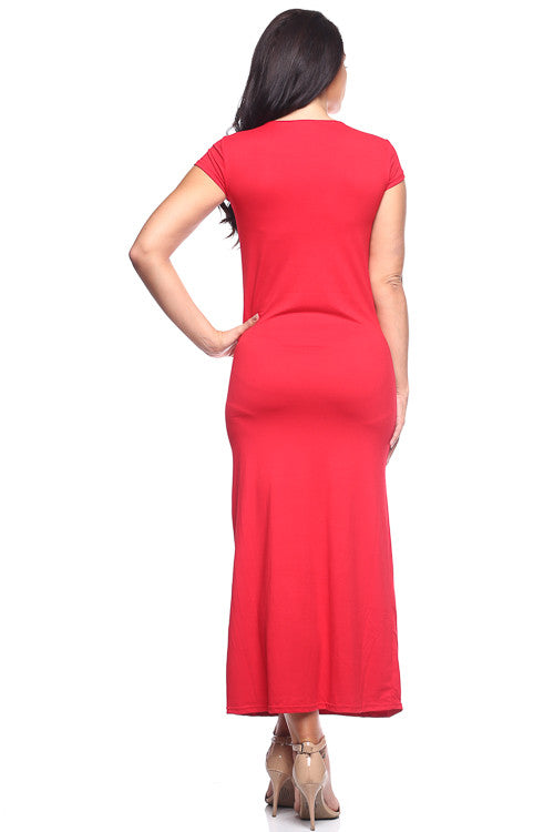 Dress - BD1919X (Plus Size) - Capella Apparel