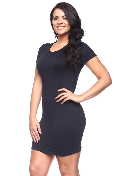 Dress - BD1911X (Plus Size) - Capella Apparel