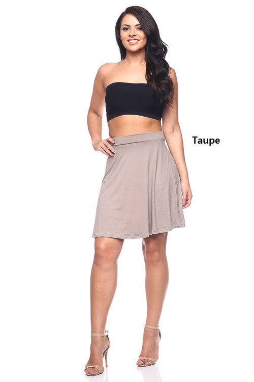 Skirt - BS1750X (Plus Size) - Capella Apparel