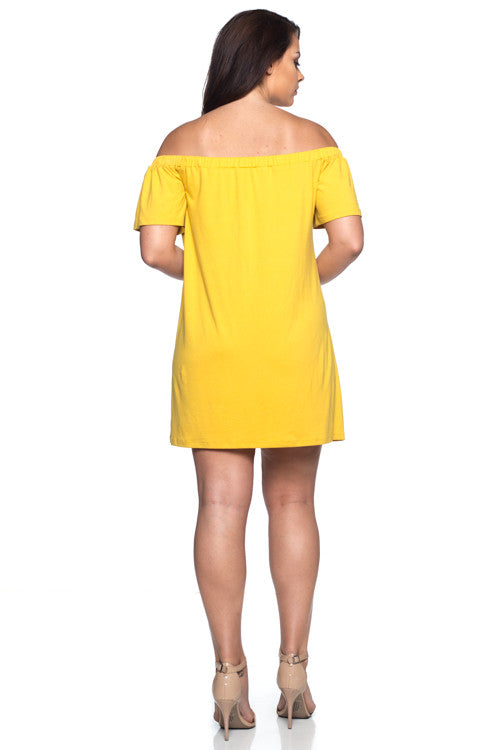 Dress - BD2096X (Plus Size) - Capella Apparel
