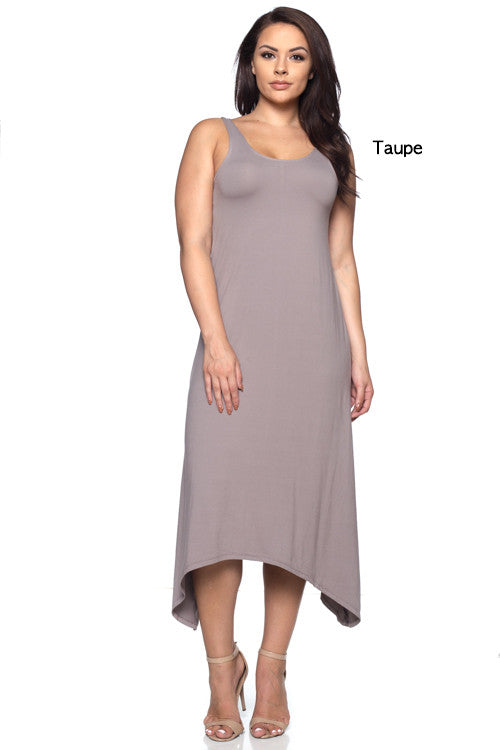Dress - BD2099X (Plus Size) - Capella Apparel
