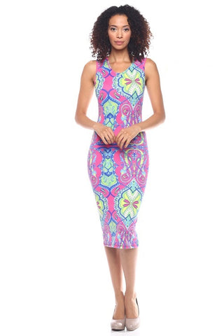 Bodycon Dress - BD1560