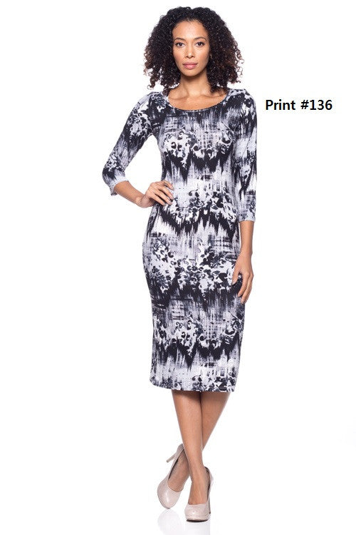 Dress - BD1855 - Capella Apparel