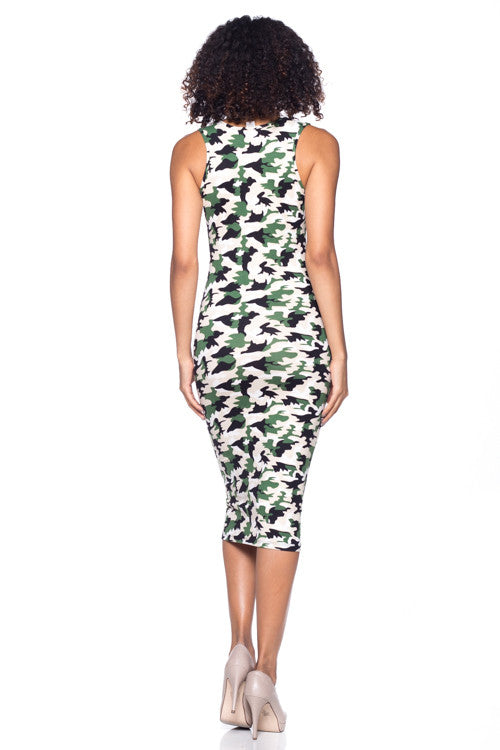Tank Dress - BD1537 - Capella Apparel