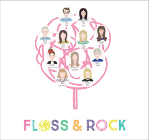 Meet the team behind Floss and Rock!