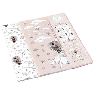 Notebooks Set of 2 - Party Animals