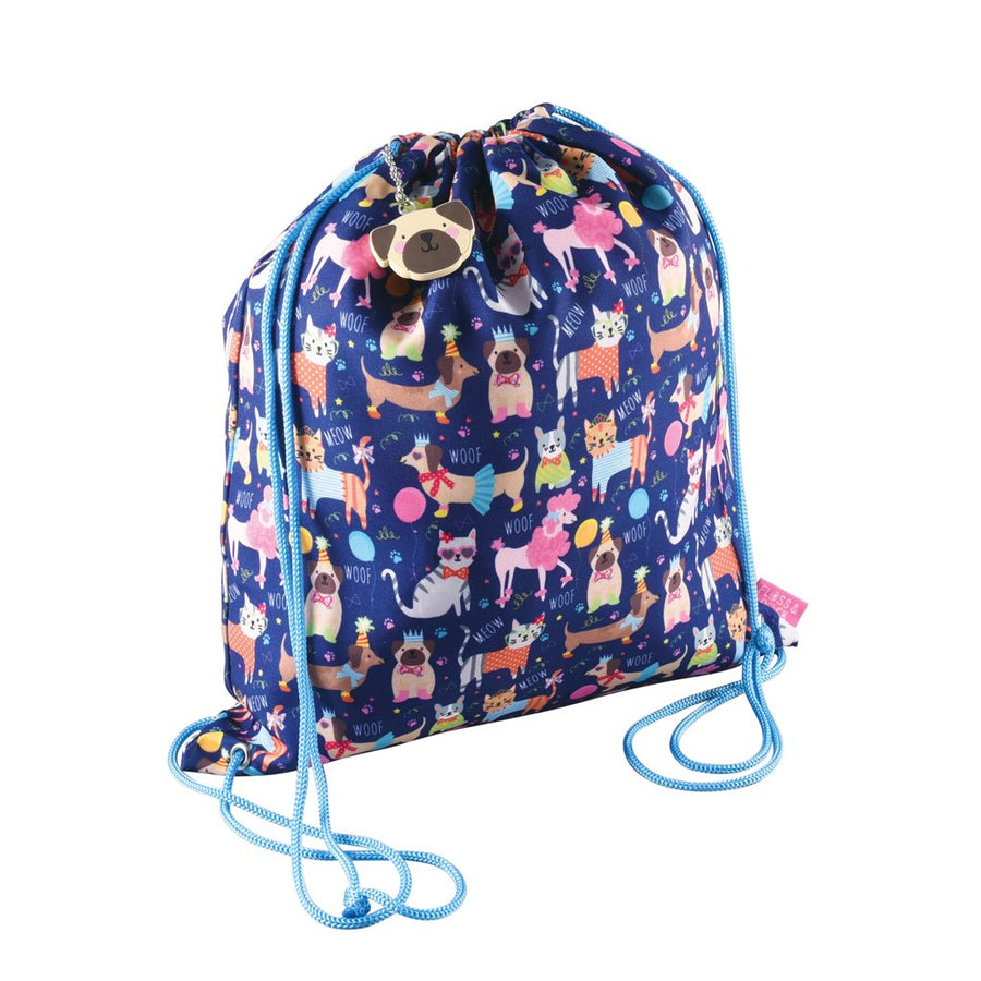 Kit Bag with Drawstrings - Pets