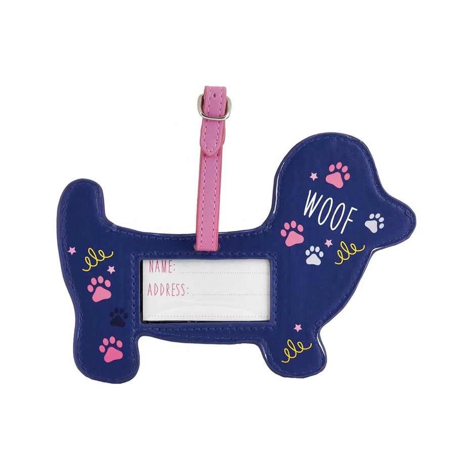 Pets Luggage Tag