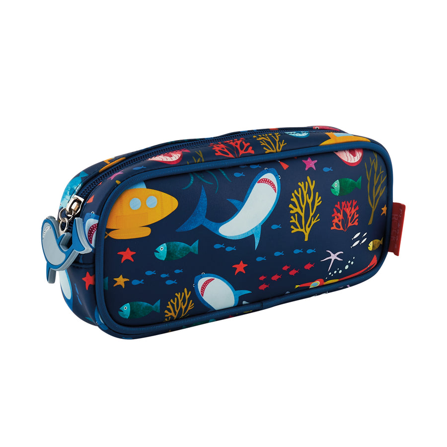 Pencil Case - Deep Sea