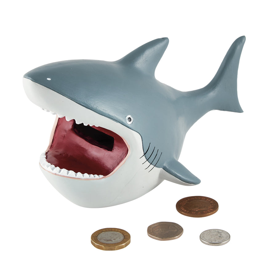 Deep Sea 3D Resin Money Bank