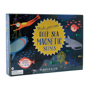 Deep Sea Magnetic Play Scenes