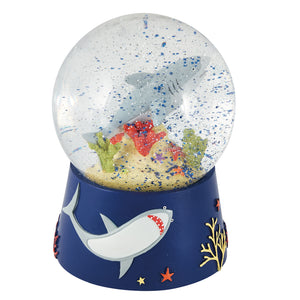 Musical Snow Globe - Deep Sea