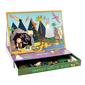 Magnetic Play Scenes - Dinosaur