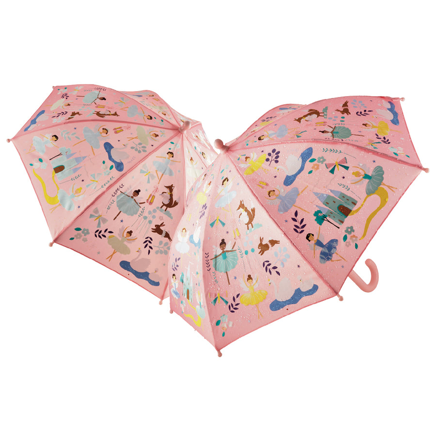 Colour Changing Umbrella - Enchanted