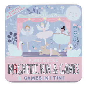 Magnetic Fun & Games - Enchanted