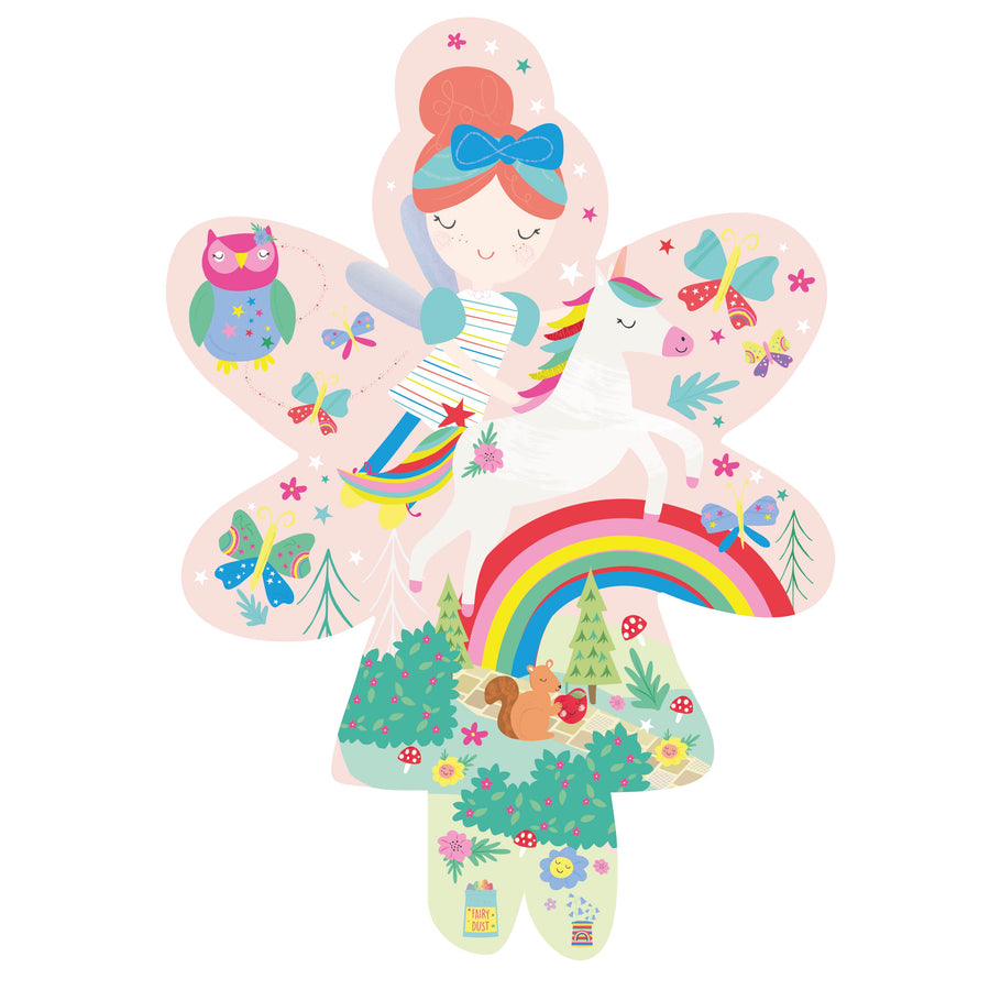 20 Piece Jigsaw - Rainbow Fairy