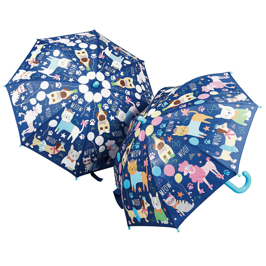 Colour Changing Umbrella Pets
