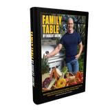 FAMILY TABLE by ROBERT IRVINE - (Hardcover)