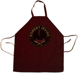 Apron - Nothing Is Impossible - Maroon