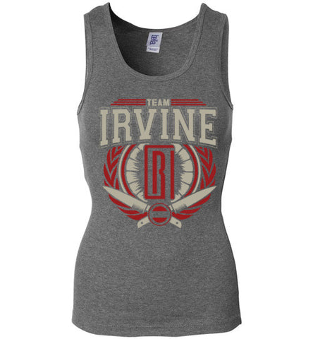 "*NEW* Team Irvine ""RI"" Tank - Multiple Colors - Ladies"