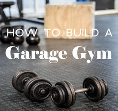 Building a garage gym survival and cross