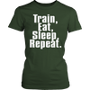 Limited Edition - Train Eat Sleep Repeat
