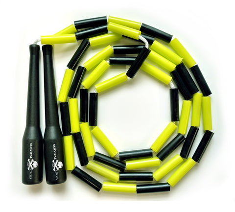 Beaded Segmented Jump Rope