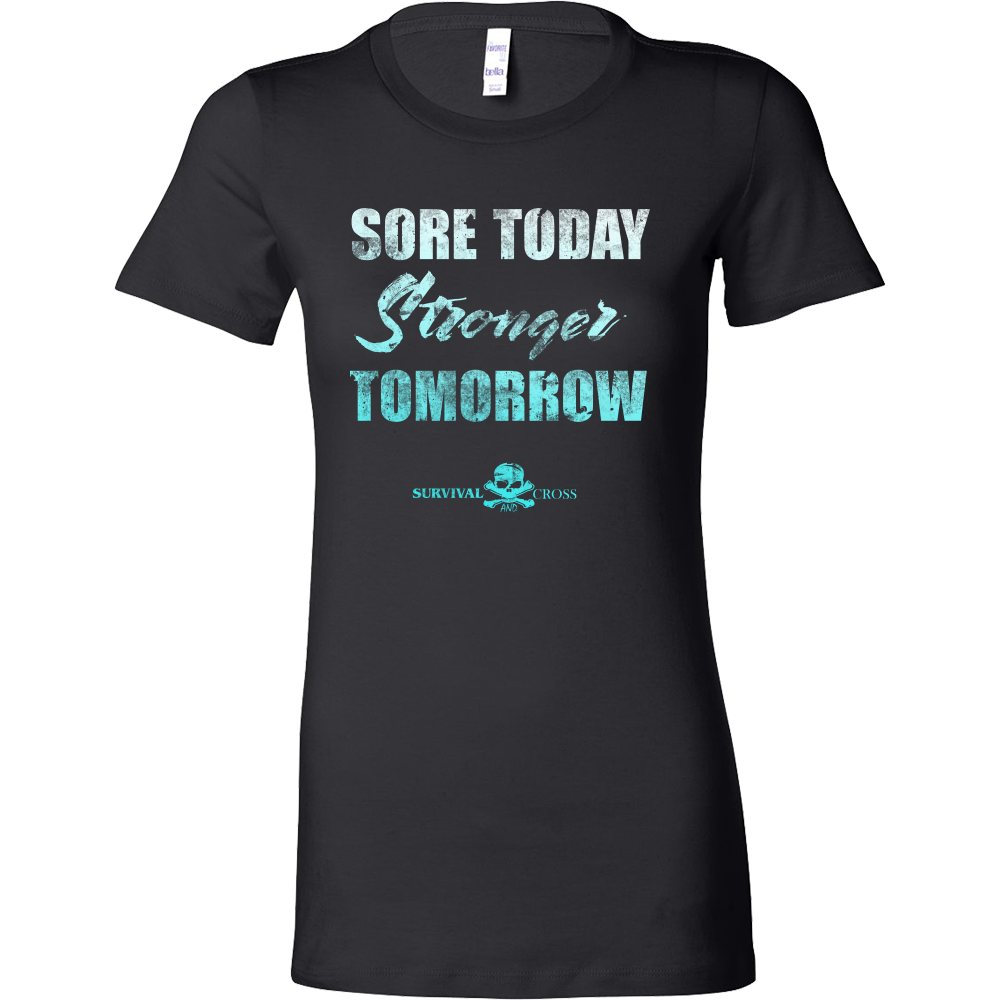 Sore Today, Stronger Tomorrow