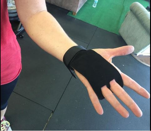 Gym Hand Grips