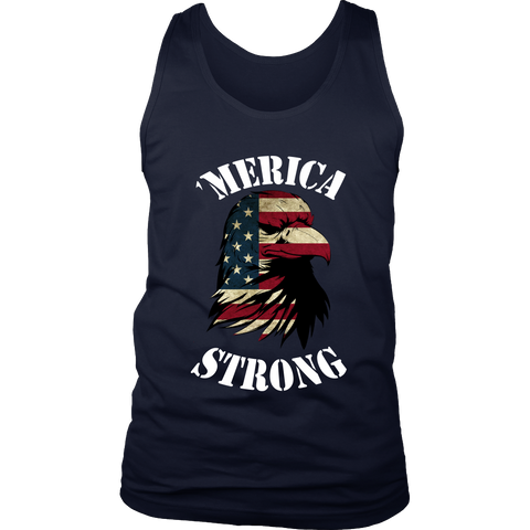 Limited Edition - 'Merica Strong Eagle Shirt