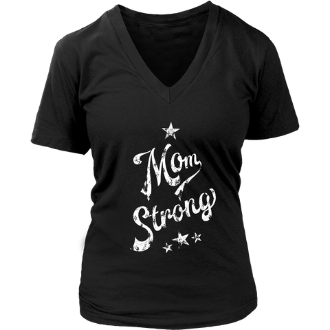 Limited Edition - Mother's Day - Mom Strong T-Shirt