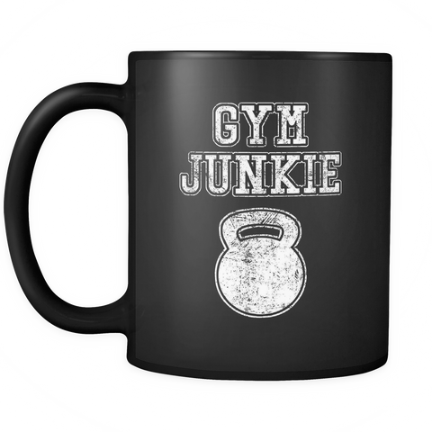 Gym Junkie Coffee Mug