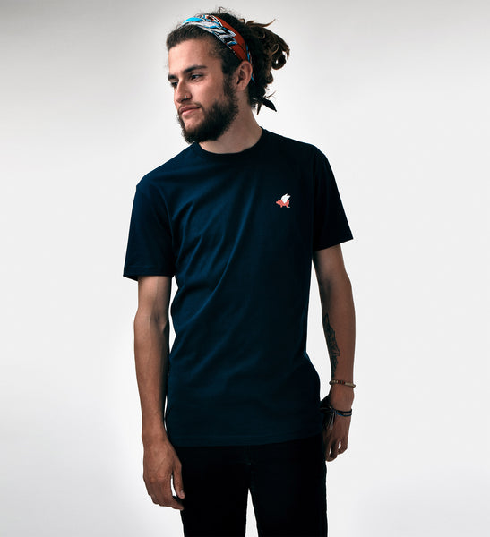 The Traditiona Tee - Navy