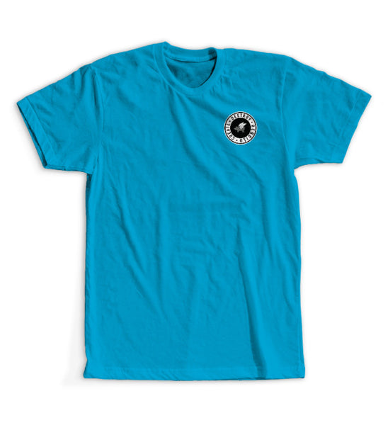 Create Destroy Rebuild Tee - Blue