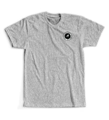 Create Destroy Rebuild Tee - Heather Grey
