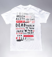 I am Glamour Kills Tee