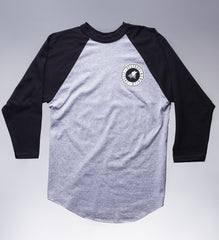 Destroyer Baseball Raglan