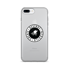 CDR Clear iPhone Case