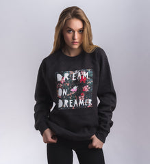 Dream On Dreamer Floral Pullover