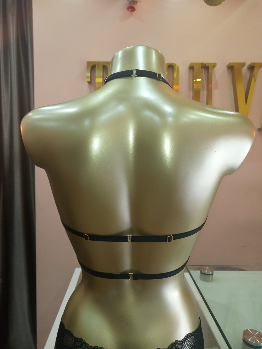 Sexy lingerie harness, honeymoon, bridal shower gifts store Lagos