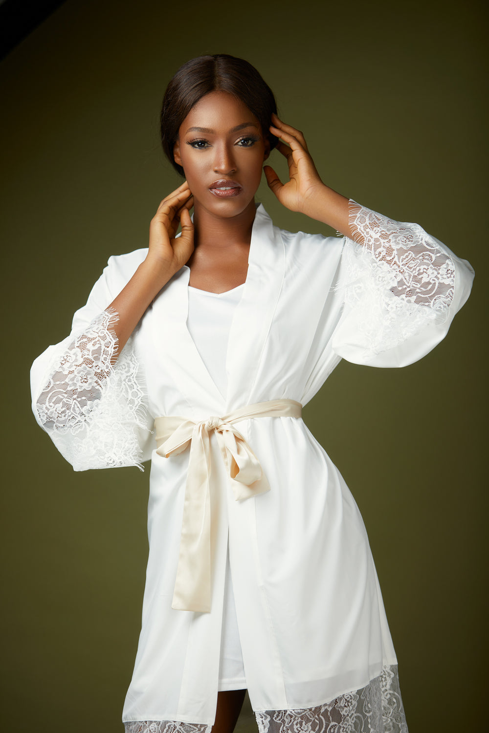 bridal shower robes nigeria