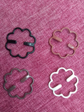 Curved Bra clips - SALE