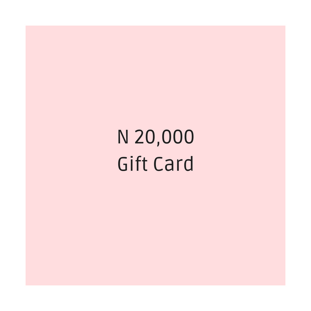 eGift card : 20K Gift card