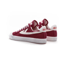 WARRIOR SHOES WB-1 // BURGUNDY