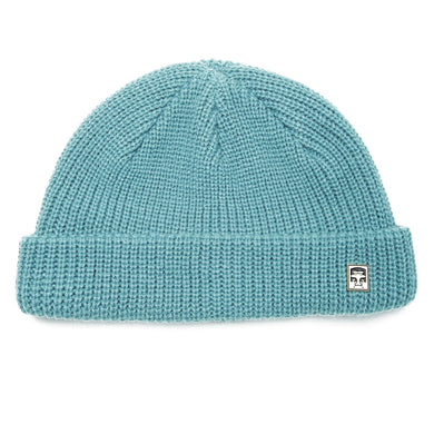 OBEY MICRO BEANIE // OIL BLUE