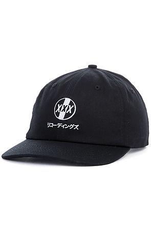 10.DEEP EXTENDED PLAY SNAPBACK // BLACK-The Collateral