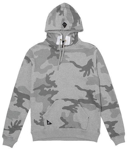 10.DEEP REDTAIL HOODIE // HEATHER WOODLAND-The Collateral